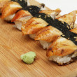 Eel sushi — Stock Photo #7174120