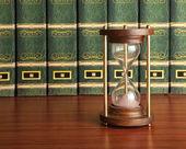 «песочные часы» — Стоковое фото