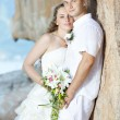 Stok fotoğraf: Tropical wedding