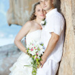 matrimonio tropicale — Foto Stock #6807090