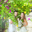 Tropical wedding — Stock Photo #6807170