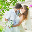 Tropical wedding — Stock Photo #6807208
