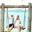 Tropical wedding — Stock Photo #6865848