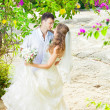 Tropical wedding — Stock Photo #6866318