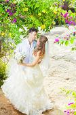 Tropické svatební — Stock fotografie