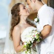 Tropical wedding — Stock Photo #6948876