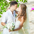 Tropical wedding — Stock Photo #6948885