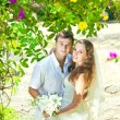 mariage tropical — Photo #6948897