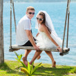 Tropical wedding - Photo
