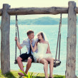 Tropical wedding — Stock Photo #7525701