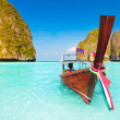 Stock Photo: Maya bay