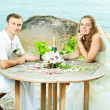 Wedding table — Stock Photo #7693422