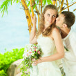 Tropical wedding — Stock Photo #7693473