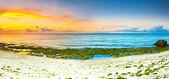 Sunrise panorama — Stockfoto