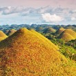 Chocolate Hills - Stock Photo