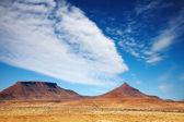 Africká krajina — Stock fotografie