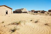 Kolmanskop Ghost Town, Namibia — Stock Photo