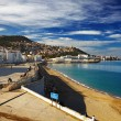 Algiers the capital city of Algeria — Stock Photo