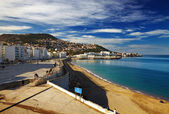 Algiers the capital city of Algeria — Stock Photo