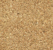 Seamless cork texture — Stock Photo