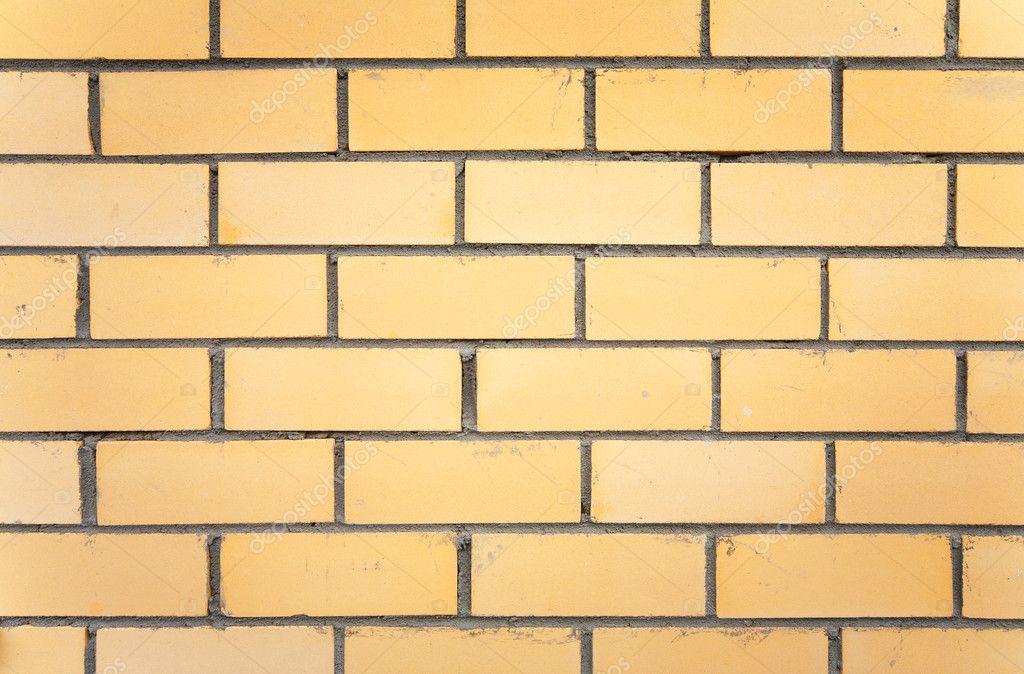 texture de mur de brique jaune photographie auriso. Black Bedroom Furniture Sets. Home Design Ideas