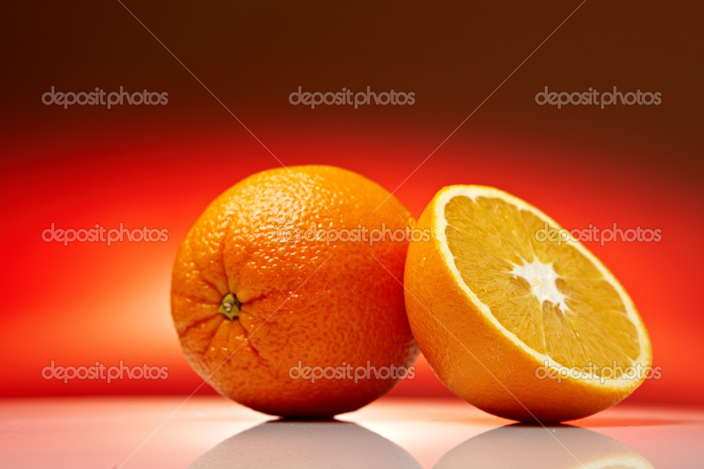 Fresh fruit — Stock Photo #6839421