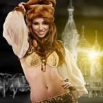 Russian dancing queen — Stock Photo #6876496