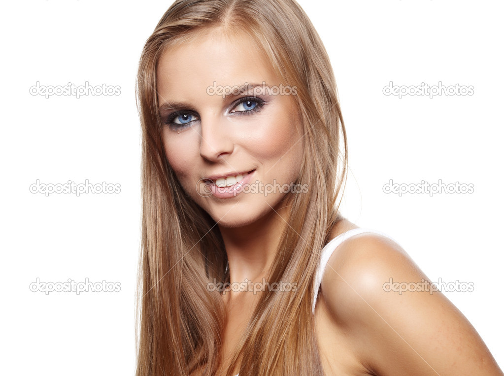 Beauty woman portrait  — Stock Photo #7307610