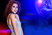 Dance Queen , Saturday Night Fever — Stock Photo