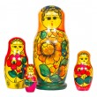 Matryoshka — Stock Photo