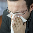 Common cold - Stock Photo