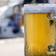 Cold Beer — Stockfoto