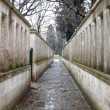 Alley (Old passage) - Stock Photo