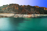 Lake Mead near Hoover Dam. Nevada — Stock Photo