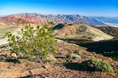 View on landscape of the Death Valley — Stock Photo