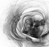абстрактный рекурсивный фон — Стоковое фото