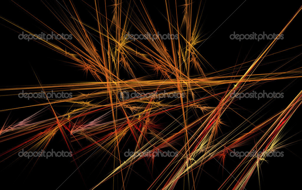 Abstract fractal background.  Foto de Stock   #7093307