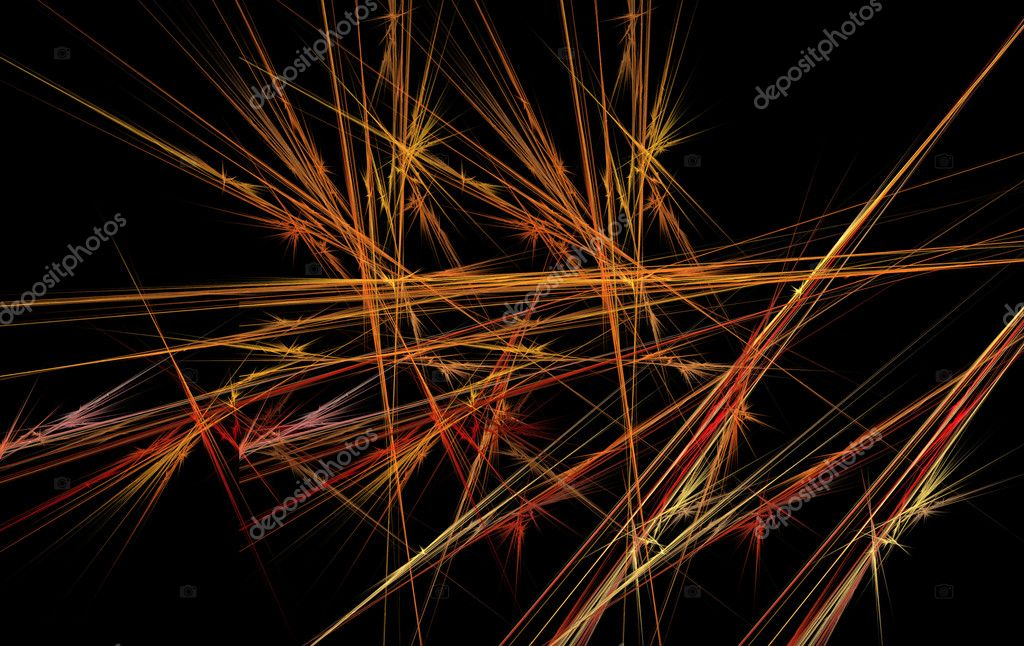 Abstract fractal background.  Stockfoto #7093307