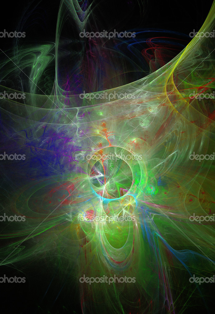 Abstract fractal background.  Stock Photo #7339448