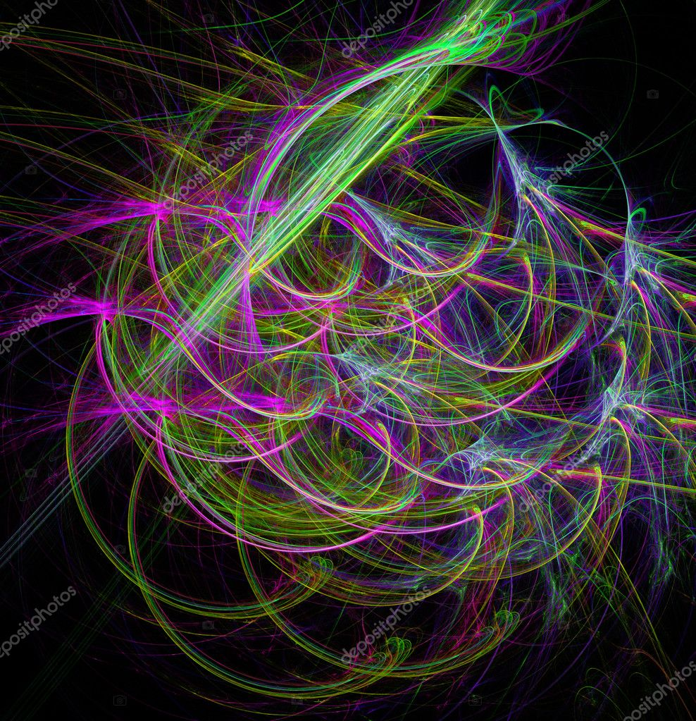 Abstract fractal background. — Stock Photo #7339468