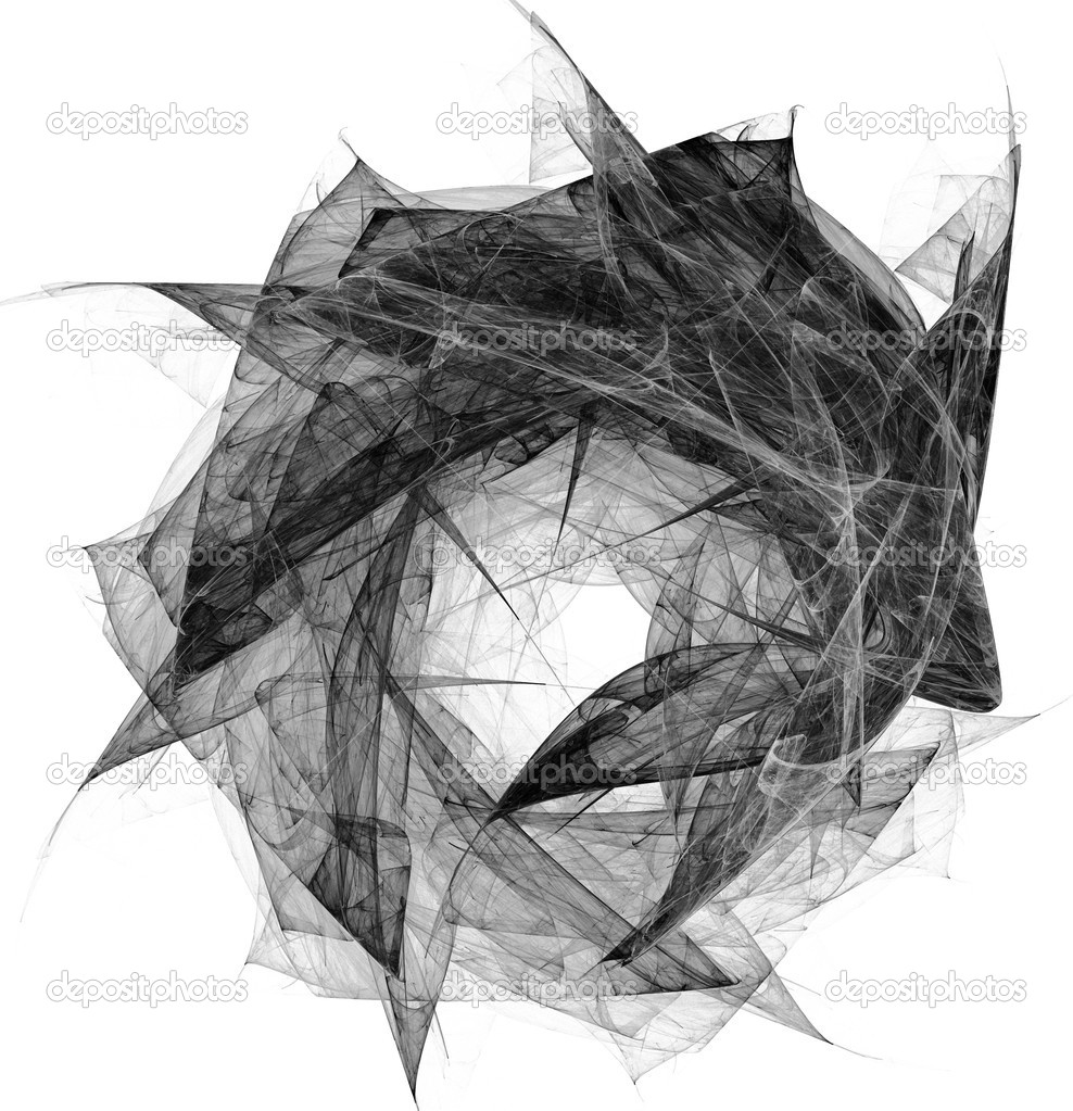 Abstract fractal background. — Stock Photo #7339484