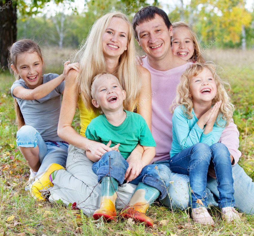 Картинки счастливая семья