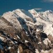Stock Photo: View from Schilthorn mountain