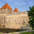 Stock Photo: Kuressare castle. Saaremaisland. Estonia