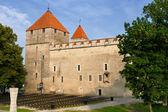 Kuressare castle. Saaremaa island. Estonia — Stock Photo