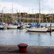 The Marina. Kinsale, Ireland — Stock Photo