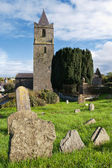 St. Multose Church. Kinsale, Ireland — Stock Photo