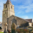 St. Multose Church. Kinsale, Ireland - Stock Photo