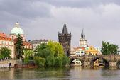 Old town of Prague, Czech Republic — Stock Photo