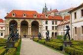 Valdstejnska Zahrada, Prague — Stock Photo